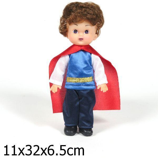 Кукла Настенька 20см, Shantou