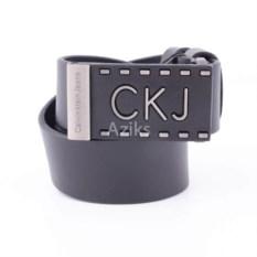 Мужской ремень Calvin Klein (цвет черный)
