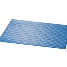 Салфетка под посуду Atrium (30х43см, цвет: синий)