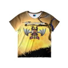 Детская футболка Летучая мышь
