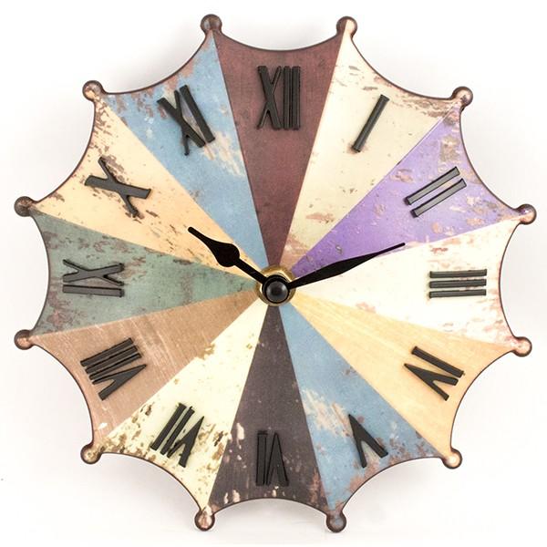 Настольные часы Ретро зонтик