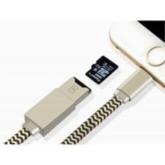Кардридер и кабель зарядки для iPhone iDragon