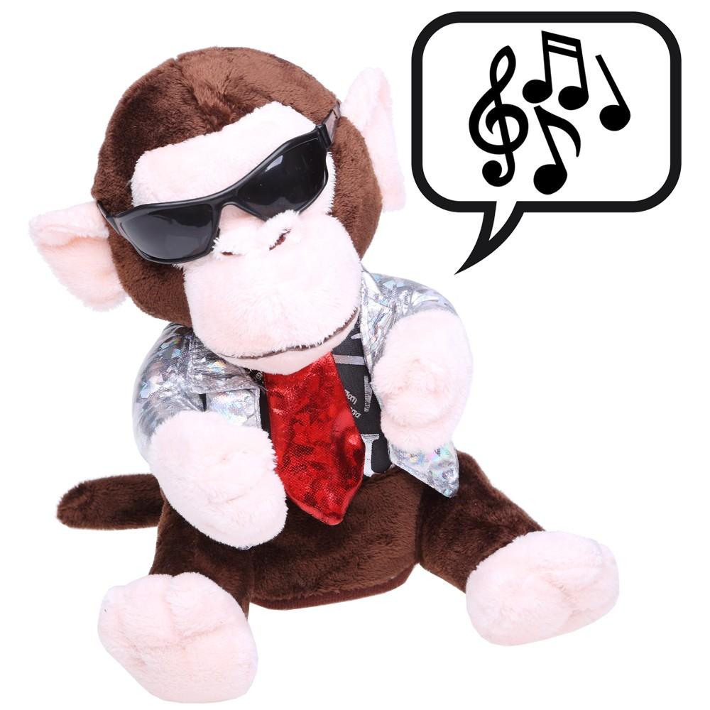 Интерактивная игрушка «DJ Шимпанзе»