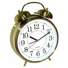 Часы-будильник Гигант (цвет: бронзовый)