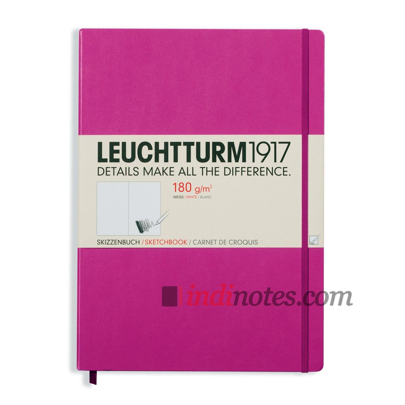Скетчбук Leuchtturm1917 Master Sketchbook Pink