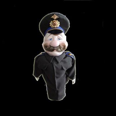 Кукла-бар «ФСБ-шник»