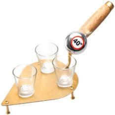 Алкомастерок «3 рюмки»