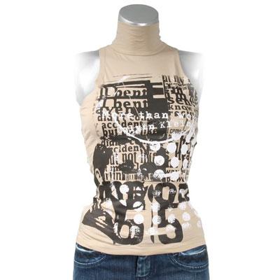 Топ-Водолазка- Calvin Klein Jeans