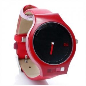 Слэп-часы Кайт (красно-черные)