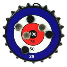 Синяя игра-развлечение Магнитная мишень для пивных пробок