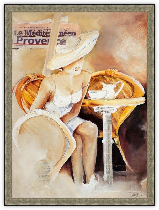 Постер В Париже (Элизабет Эспин)