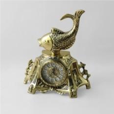 Часы Сепу с рыбой