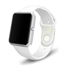 Смарт-часы GT08 Белые (sim, bluetooth)