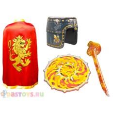 Карнавальный костюм рыцаря огня
