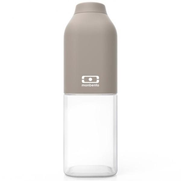 Серая бутылка MB Positive 0,5 л
