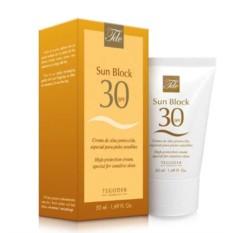 Солнцезащитный крем для лица SPF-30 с тонирующим пигментом