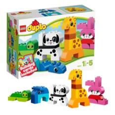 Конструктор Lego Duplo Веселые зверушки