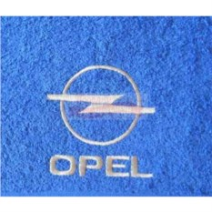 Махровое полотенце с логотипом Opel
