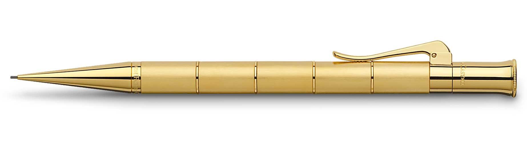 Карандаш Graf von Faber-Castell Classic Anello Gold