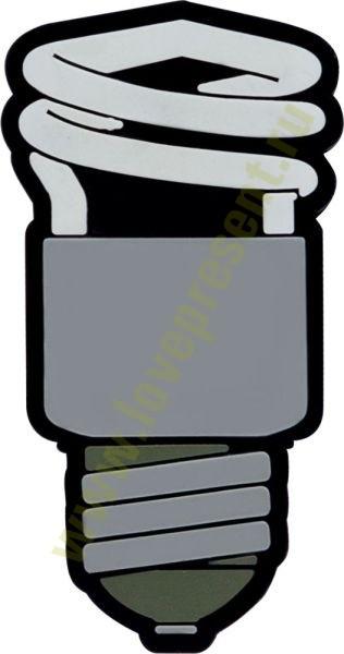 USB-флеш карта Лампочка, 8 Гб