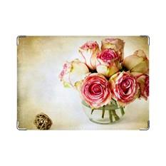 Обложка на паспорт Букет роз