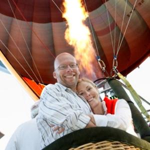 «Полет на воздушном шаре»