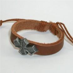 Кожаный браслет Хочемир
