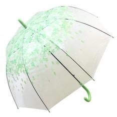Зонт Зеленые цветы