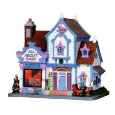 Магазин Всё для детей с подсветкой