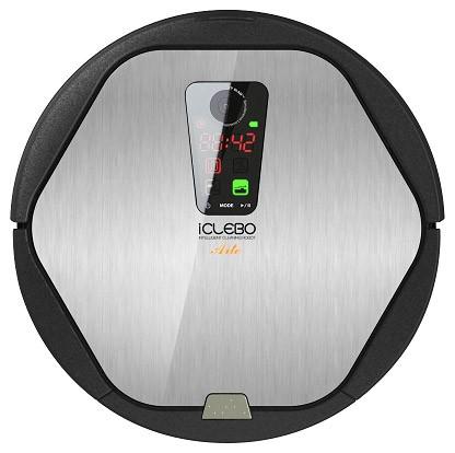 Робот-пылесос iClebo Arte YCR-M05 Silver