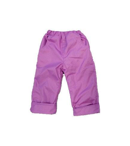 Детские утепленные штаны на весну и осень