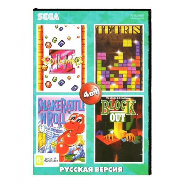 Сборник логических игр (Sega)