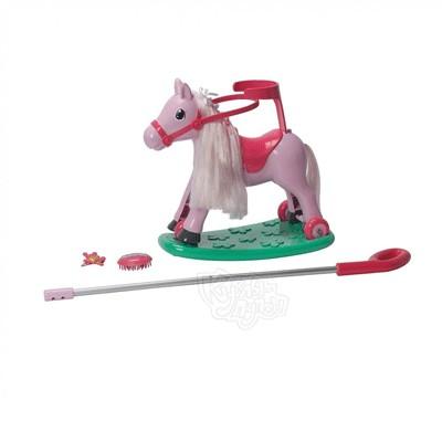Лошадка-качалка для куклы BABY born