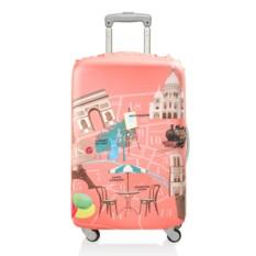 Чехол для чемодана LOQI Urban Париж
