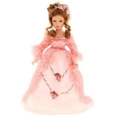 фарфоровая кукла Александра