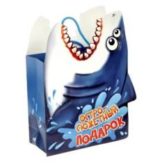 Подарочный пакет Акула