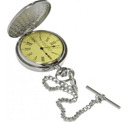 Карманные полные часы