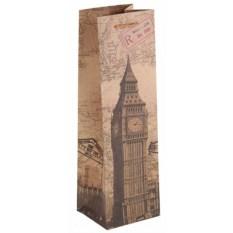 Пакет под бутылку Лондон
