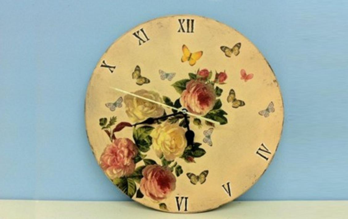 Сертификат на изготовление авторских часов