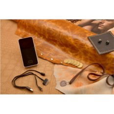 Внешний аккумулятор 12000 mAh для телефонов и планшетов
