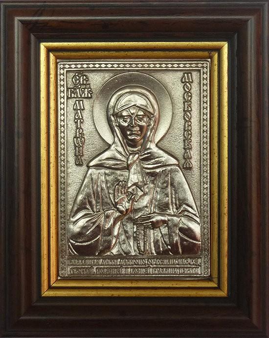 Икона Святая Блаженная Матрона Московская