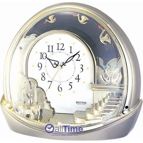Настольные часы Rhythm (Contemporary 4SE443WR18)