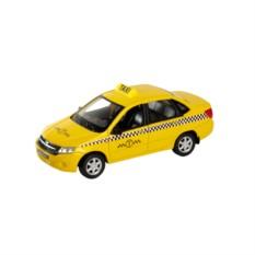 Модель машины 1:34-39 LADA Granta Такси