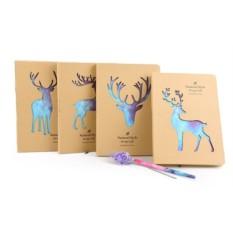 Записная книжка Star deer