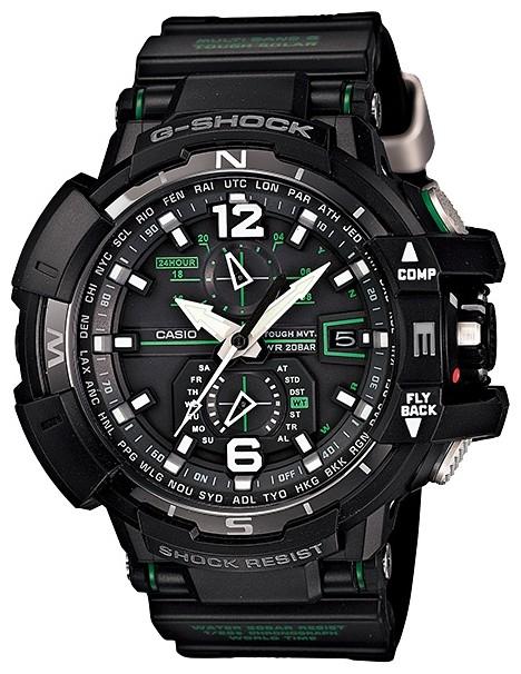 Часы Casio G-Shock GW-A1100-1A3 Premium Collection