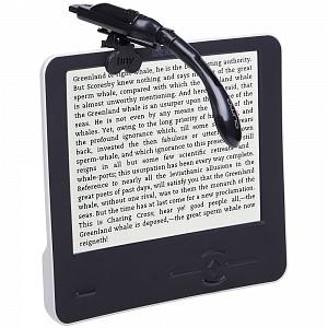 Светодиодная лампа для подсветки книг «Tiny»