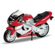 Модель мотоцикла YAMAHA 2001