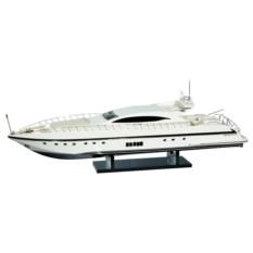 Модель катера Mangusta 108