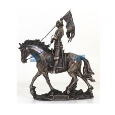 Статуэтка Жанна д'Арк на коне