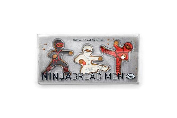 Форма для печенья Ninjabread Men
